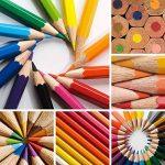 120 Crayons de couleur (aucune en double) – 120 couleurs uniques Pré-affûtée Professionnel de Haute Qualité Art Dessin crayon pour enfants, adultes et artistes croquis, peinture de la marque Mailesi image 4 produit