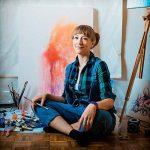 13 Pinceaux Peinture D'Artiste Pour Huile Acrylique et Aquarelle, Fait A La Main, Qualité Supérieure de la marque Art Supply Central Artist Brushes image 2 produit