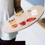 24 tubes de peinture acrylique Zenacolor - Pack de 24 x 12mL - Peinture acrylique de qualité supérieure et non toxique - 24 Couleurs uniques et différentes - Idéal pour débutant ou professionnel - Pigments riches et sèche rapide - Facile à peindre sur can image 4 produit