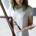 24 tubes de peinture acrylique Zenacolor - Pack de 24 x 12mL - Peinture acrylique de qualité supérieure et non toxique - 24 Couleurs uniques et différentes - Idéal pour débutant ou professionnel - Pigments riches et sèche rapide - Facile à peindre sur can image 5 produit