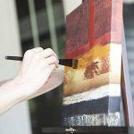 24 tubes de peinture acrylique Zenacolor - Pack de 24 x 12mL - Peinture acrylique de qualité supérieure et non toxique - 24 Couleurs uniques et différentes - Idéal pour débutant ou professionnel - Pigments riches et sèche rapide - Facile à peindre sur can image 6 produit