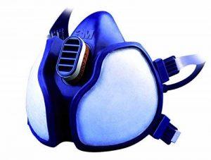 3M 4251 Demi-masque Peinture A1P2, Certifié EN sécurité de la marque 3M image 0 produit