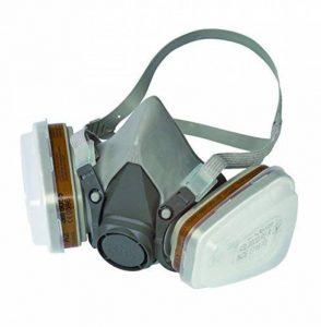3M 6002 Kit de Demi-masque respiratoire gaz/vapeur de la marque 3M image 0 produit