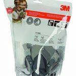 3M 6002 Kit de Demi-masque respiratoire gaz/vapeur de la marque 3M image 3 produit