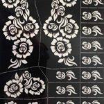 4pochoirs Sheets Tattoo Body Art Mehndi henné Designs Kit Taj pour körpet peints de la marque Beyond Paradise image 3 produit