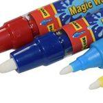 4 x Rangebow Aqua Water griffonnage de remplacement stylos 2 x grand 2 petits pour tous les tapis de dessin Aqua dessin planches de peinture à l'eau de dessin Doodle Magic quatre stylos pour 3 ans plu de la marque Rangebow® image 4 produit