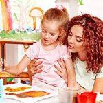 6 paquets Ensemble de pinceaux pour La finesse des détails et de peinture d'art, Noir de la marque Mudder image 5 produit