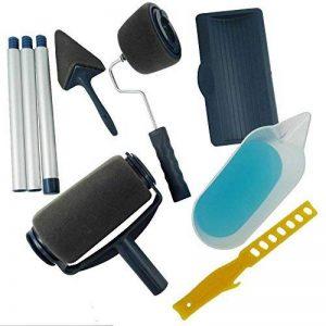 9Pcs Kit de Rouleau de Peinture de la marque YUKAKI image 0 produit