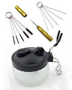 ABESTAIR 4 SET aérographe pistolet lavage nettoyage outils aiguille buse pinceau manique de nettoyage pour vitres de la marque BESTA image 0 produit