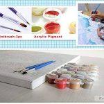 acheter toile à peindre TOP 3 image 1 produit