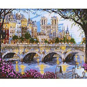 acheter toile vierge peinture TOP 9 image 0 produit