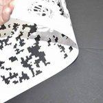 Acide Tactical® Lot de 3–23x 35cm Camouflage Peinture aérographe Pochoirs–Voitures, bateaux, Quads (armée de terre, rayé, Digital, tigré Camo) de la marque AcidTactical image 4 produit