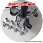 Agora-Tec ® Aérographe Air Comprimé Répartiteur 3voies ou 4voies ou 6prises, 4-fach de la marque Agora-Tec image 1 produit
