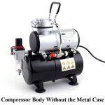 Airbrush compresseur avec le récipient sous pression Fengda AS de 186a de la marque Fengda image 1 produit