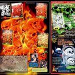 """'Airbrush parfaite pochoirs Skulls facile: """"Fire Stack (Field of Skulls VOL. 02), Single pour/Quick Step EZ skullmaker artshield de la marque SCHNEIDMEISTER image 1 produit"""