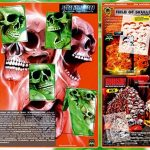 "'Airbrush parfaite pochoirs Skulls facile: ""The Wild Bunch (Field of Skulls VOL. 04), Single/Quick Step EZ skullmaker artshield de la marque SCHNEIDMEISTER image 1 produit"