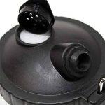 Airbrush Pot de nettoyage pour aérographe avec support de la marque WilTec image 2 produit
