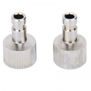 alohha 21/20,3cm Accessoires aérographe Déconnexion rapide Tuyau connecteur adaptateur coupleur de la marque Alohha image 0 produit