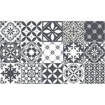 Ambiance-Live Carreaux de ciment adhésif mural - azulejos - 20 x 20 cm - 15 pièces de la marque Ambiance-Live image 3 produit