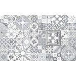 Ambiance-Live Carreaux de ciment adhésif mural - azulejos - 20 x 20 cm - 60 pièces de la marque Ambiance-Live image 2 produit