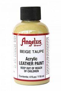 Angelus Peinture acrylique pour cuir 113g Beige Taupe de la marque Angelus image 0 produit