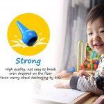 Anteel Peinture au Crayon, Doigt Crayons pour des Gamins, 12 Couleurs 3D Peindre Crayons pour les Enfants, les Garçons et les Filles, Sécurité de la marque Anteel image 4 produit