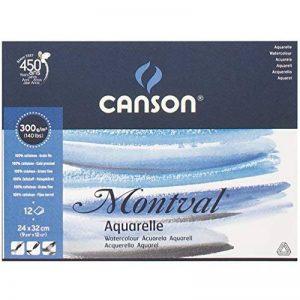 aquarelle canson TOP 0 image 0 produit