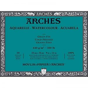 arches papier aquarelle TOP 11 image 0 produit