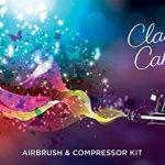 Aérographe et compresseur de clairella Gâteaux, parfait pour décoration de gâteau de la marque Clairella Cakes image 2 produit