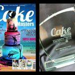 Aérographe et compresseur de clairella Gâteaux, parfait pour décoration de gâteau de la marque Clairella Cakes image 3 produit