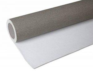 Arte & Arte 7179 Rouleau toile de peinture Coton Blanc Hauteur 105cm Longueur 10m de la marque Arte & Arte image 0 produit