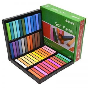 Artina - Master series - Set de 48 pastels Professionnels à l'huile - Tendre - Gras de la marque Artina image 0 produit