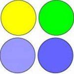 Assortiment de peintures acryliques 12 Colour Blue/Brown/Pink/Red/White/Yellow de la marque Quay image 2 produit