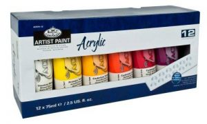 assortiment peinture acrylique TOP 5 image 0 produit