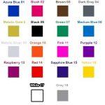 Autocollant en vinyle ThatVinylPlace - Mickey mouse avec votre nom choisi 60cm x 40cm choisissez la couleur 18 couleurs en stock Disney pour enfants, dessin, peinture, tout nom, nom personnalisé, chambre, autocollants pour enfants, voiture vinyle, autoc image 2 produit