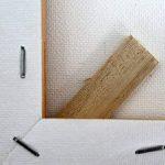 Belle Vous Ensemble de 4 Toile à Peindre - Châssis Entoilé pour Peinture par Cartons Entoilés sur Châssis en Bois - Toiles Tendues - Panneaux de Toile - Chassis Toile de la marque Belle Vous image 2 produit