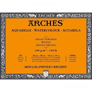 bloc aquarelle arches TOP 10 image 0 produit