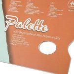 Bloc Palette avec 40feuilles, 23cmx30,5cm - CONDA de la marque Conda image 4 produit