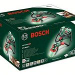Bosch Pistolet à Peinture PFS 5000 E (2 Godets de 1000 Ml, Buse Pour Peinture Murale (Blanche)/Lasures (Grise) /Vernis (Noire), Filtre à Peinture, Brosse de Nettoyage, Carton) de la marque Bosch image 1 produit