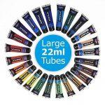 boîte tube peinture acrylique TOP 6 image 2 produit