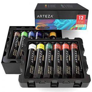 boîte tube peinture acrylique TOP 7 image 0 produit