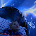 BOYKO Magical World Tente de Jeu Lit Enfant Intérieur Rêve pour Fille Garçon Kid's Fantasy House (aventure spatiale) de la marque BOYKO image 1 produit