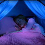 BOYKO Magical World Tente de Jeu Lit Enfant Intérieur Rêve pour Fille Garçon Kid's Fantasy House (aventure spatiale) de la marque BOYKO image 4 produit