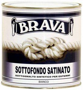 Brava FS7fond satiné, blanc satiné, 750ml de la marque Brava image 0 produit