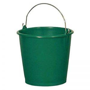 Brico-materiaux - Seau rural/industriel gradué / Vert extra fort - 22 l de la marque Sélection Brico-travo image 0 produit