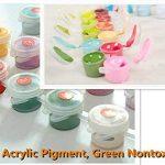Bricolage numérique toile peinture à l'huile de décoration en nombre Kits 16 * 20 pouces de la marque nadamuSun image 4 produit