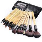 Cadrim Pinceaux Maquillage Cosmétique Professionnel 24pcs Set/Kit Cosmétique Brush Beauté Maquillage Brosse Makeup Brushes Cosmétique Fondation avec Sac de la marque Cadrim image 2 produit