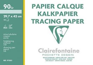 calque papier TOP 1 image 0 produit