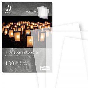 calque transparent TOP 9 image 0 produit