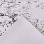 Canson 1557 204127415 Papier à dessin Grain Léger Blanc Pur de la marque Canson image 1 produit